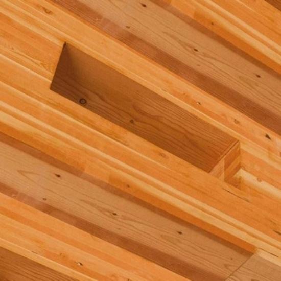 Stunning soffitto in legno lamellare with soffitto in for Costo del soffitto a cassettoni